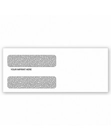 Confidential  9 x 12 Window Envelope