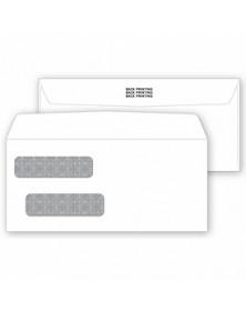 Double Window Security Envelopes