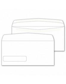 Self Sealing White Envelope