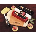 Wisconsin Favorites - Shelf Stable  (L255) - Cheese & Sausage  - Promotional Food Gifts | Printez.com