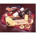Shelf-Stable Wisconsin Variety Package (L315) - Cheese & Sausage  - Promotional Food Gifts | Printez.com