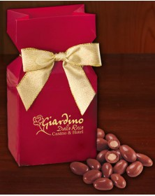 Premium Delights with Milk Chocolate Covered Almonds