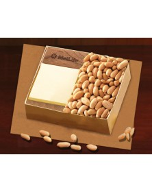 Note Holders with Walnut Post-it® Note Holder with Choice Virginia Peanuts
