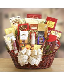 Peace, Prayer & Blessings Sympathy basket