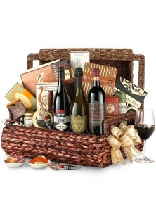 Park Avenue Luxury Gift Basket