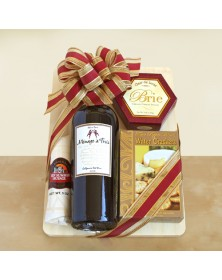 Toast of California Wine & Cheeseboard