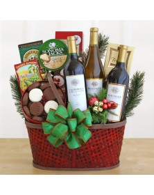 Wine and Country Gift Baskets