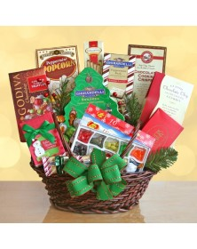 Sugar & Spice Christmas Gift Basket