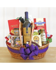 Vineyard Bounty Gourmet Basket
