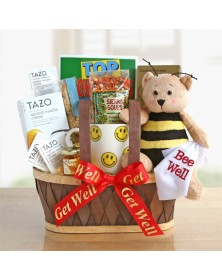 Bee Well Get Well Gift Baskets