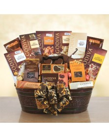 Godiva Gourmet Chocolate Gift Baskets
