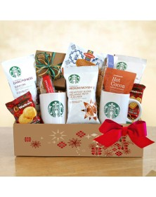 Starbucks Coffee Holiday Hampers