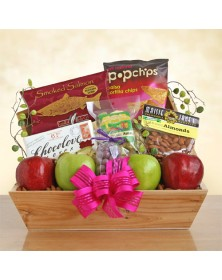Organic Gourmet Food Baskets