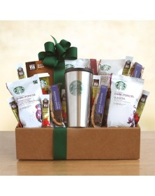 Starbucks on the Go Coffee Gift Baskets