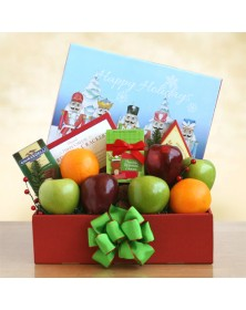 Holiday Fusion Fruit Arrangements