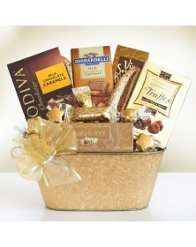 Chocolate Gold Gift