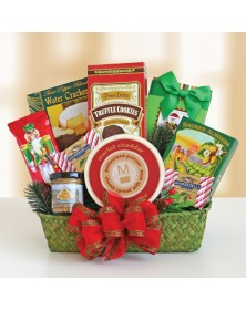 Evergreen Holiday Gift Baskets