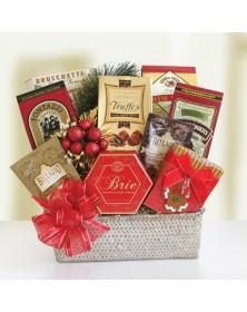 Festive Holiday Food Baskets