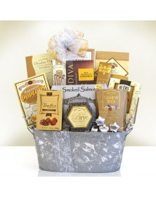 Silver Seasons Gourmet Gift Baskets