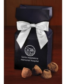 Premium Delights with Cocoa Dusted Truffles