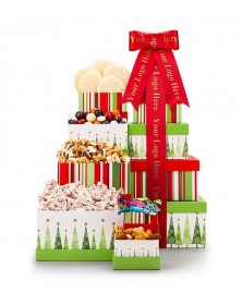 Festival of Trees Gift Towers