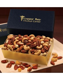 Navy Deluxe Mixed Nuts