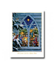 The Light from Within  (XGH755401-12) - Religious  - Holiday Cards | Printez.com