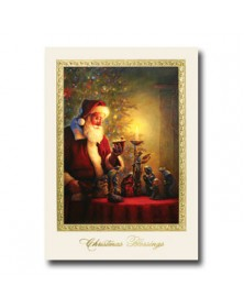 Spirit of Christmas (XGM70565-12) - Religious  - Holiday Cards | Printez.com