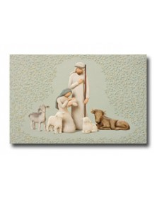 The Nativity  (XGPP729020-20) - Religious  - Holiday Cards | Printez.com