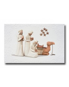 Three Wisemen  (XGPP729021-20) - Religious  - Holiday Cards | Printez.com