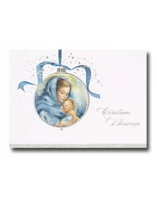 Special Christmas Blessing (XGSI715519-15) - Religious  - Holiday Cards | Printez.com