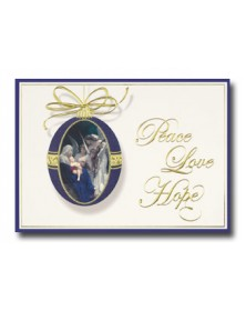 Christmas Riches  (YMB71160-32) - Religious  - Holiday Cards | Printez.com