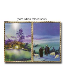 Outskirts of Town  (YMM70313-180) - Religious  - Holiday Cards | Printez.com