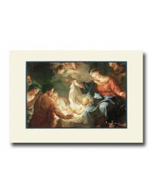 Presenting the Prince (YMM78033-32) - Religious  - Holiday Cards | Printez.com