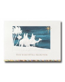Incredible Journey (YMNX74976-12) - Religious  - Holiday Cards | Printez.com