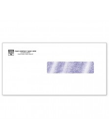 HCFA Imprinted Envelope, Right Window