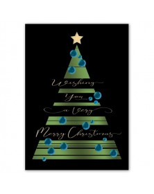 Royal Glow Christmas Cards