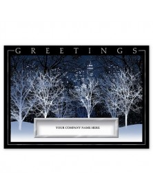 Silver City Holiday Cards