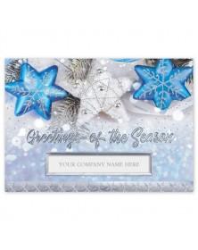Blue Star Magic Holiday Cards
