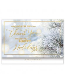 Divine Thanks Holiday Cards