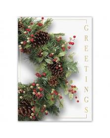 Door Décor Holiday Cards
