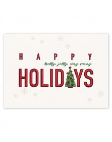Jolly Holiday Holiday Cards