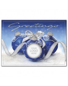 Eye Catcher Logo Holiday Cards