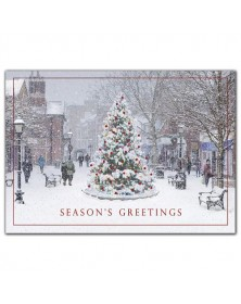 In the Square Holiday Cards