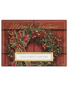 Cedar Lodge Christmas Cards