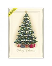 Yule Tree Christmas Cards