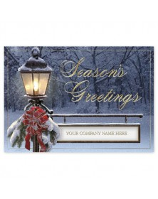 Light the Way Holiday Cards