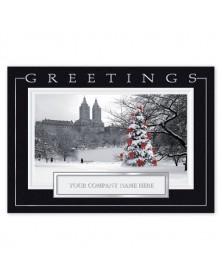 Central Park Joy Holiday Cards