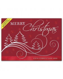 Swirling with Delight Christmas Cards