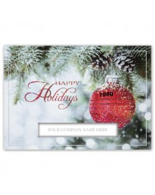 Count your Blessings Accountant Holiday Cards